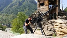 DShK On The Blood-Line / Line-Of-Control | Sharda, Pakistan-Administered-Kashmir