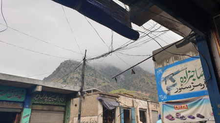 The Spin-Ghar Mountains/Foothills   Darra Adamkhel, FATA, Pakistan