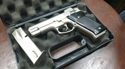 Smith & Wesson 659?   Darra/Peshawar, KPK, Pakistan