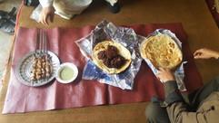 Eating In Darra Adamkhel, FATA, Pakistan
