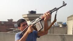 8mm Mauser AK   Sialkot, Pakistan