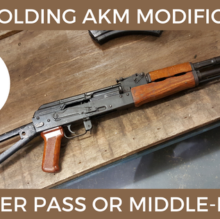 A Mysterious Romanian Side-Folding AK – A Darra Special or Something Closer to Home?