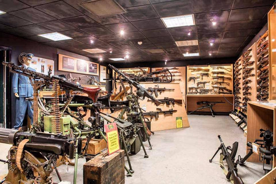 Royal Gunpowder Mills   Enfield, UK