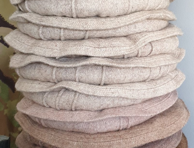 Clothing | 100% Wool Hand-Made Khapol/Pakol/Chitrali Topi