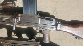 8mm Mauser BREN MkIII | Darra Adamkhel, FATA, Pakistan