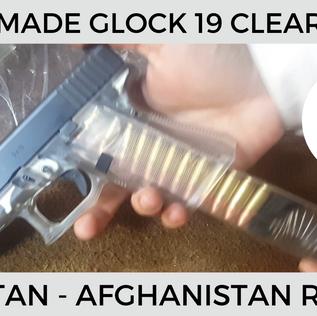 Origins: The Khyber Pakhtunkhwa Clear Frame Glock Pistols