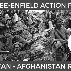 The LEE-ENFIELD ACTION RIFLE of the PAK-AFGHAN REGION