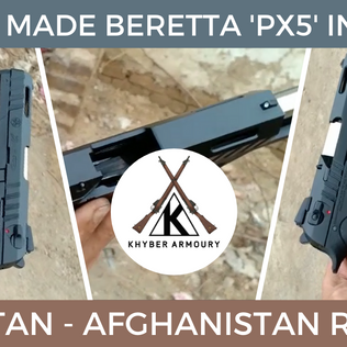 The Beretta PX5 – Yes, You Heard Right