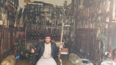 Arms Dealership | Darra, FATA/KPK, Pakistan