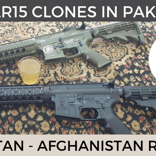AR15 Type Rifles from Khyber Based Royal Arms Company | PESHAWAR, KPK, Pakistan