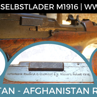 Khyber Market Finds: The Mauser M1916 – A WWI Rarity (Part 1)
