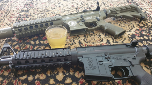 Pakistani Made AR15 / M4 Type Rifles | Peshawar, KPK, Pakistan