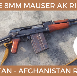 The 8mm Mauser AK of the Pak-Afghan Region