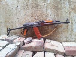 'Kalakov' Type 3 AK | Sialkot, Pakistan