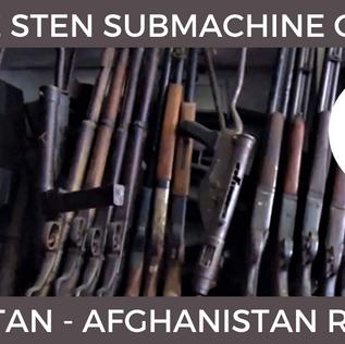 The STEN Gun: Darra & Khyber-Pass Edition