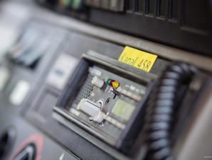 Ölspur nach Verkehrsunfall L362