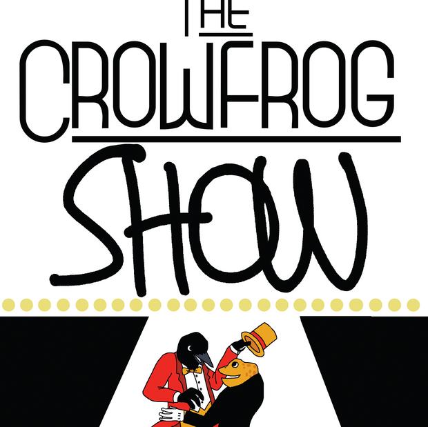 20h : Le Crow-frog Show - Improvisation Théâtrale - Chant - Musique. Dès 8 ans