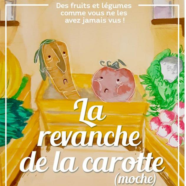 20h : La revanche de la carotte. (moche) - Marionnettes - Théâtre - Chant - Musique - Conte. Tout public