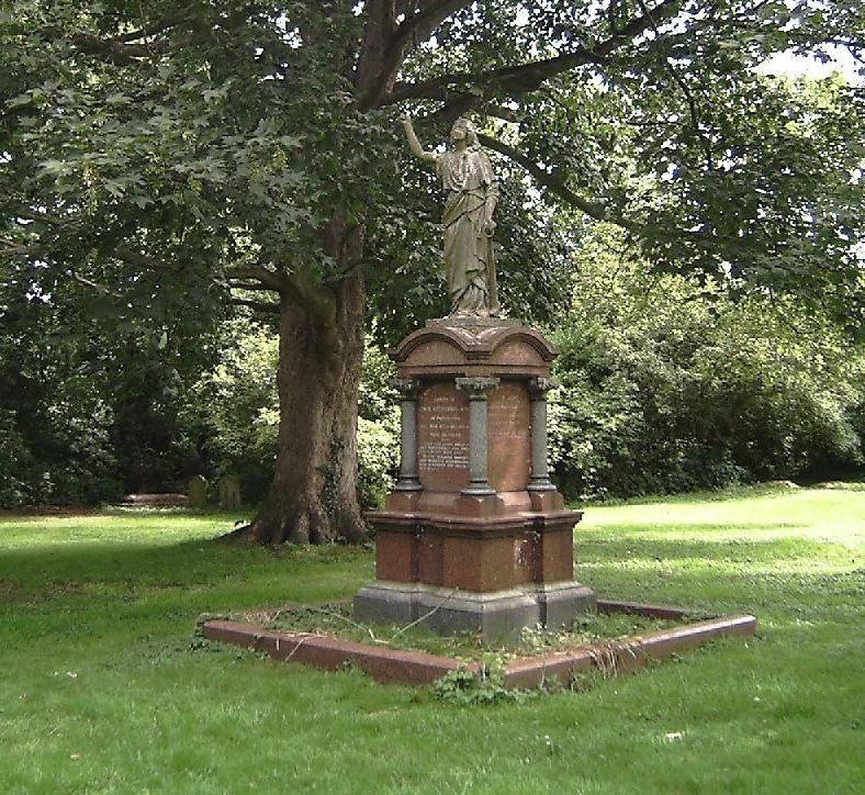 Utton Family Memorial