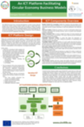 H2020 Projects_CIRC4Life - Poster ICT ar