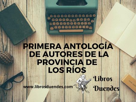 Convocatoria para antología