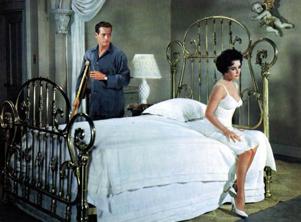 Paul Newman, Elizabeth Taylor, Richard Brooks