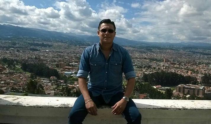 Diego Maenza, 2016 (Mirador, Cuenca-Ecuador)