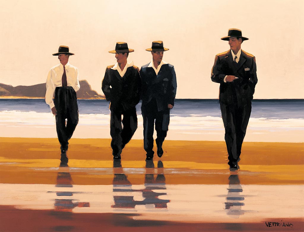 Jack Vettriano, The Billy Boys