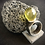 Thumbnail: Glass & Sterling Ring