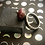 Thumbnail: Raw Ruby & Hammered Sterling Ring