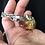 Thumbnail: Brazilian Tangerine Quartz Talisman Pendant by Betsy Youngquist