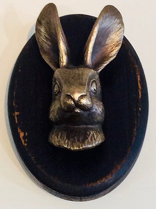 Rabbit Bronze Cabinet or Drawer Pull