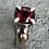 Thumbnail: Ruby Gold & Sterling Ring