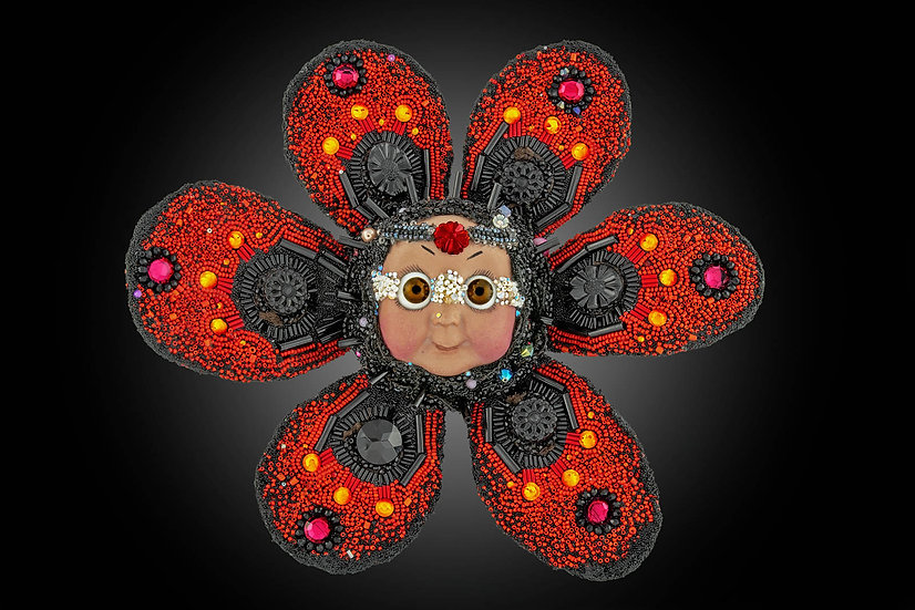 Poppy Guru Flower