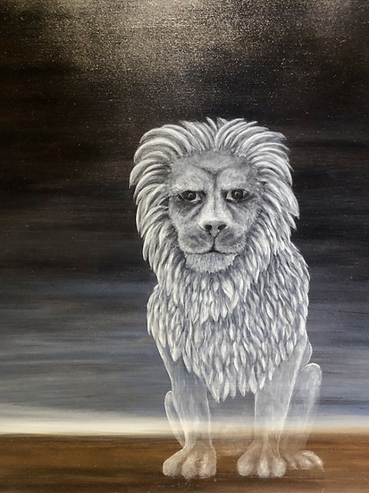 Ghost Lion