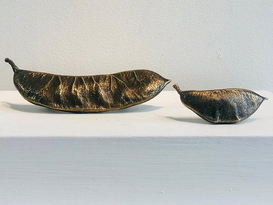 Bronze Pod Drawer Pull Small