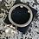 Thumbnail: Skull Carved Pearl Ring