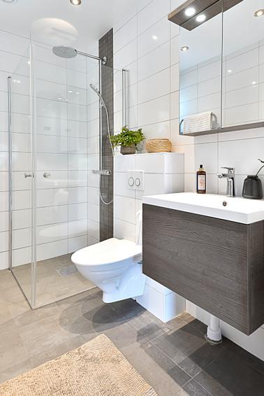 badrum toalett  duschväggrenovering reno