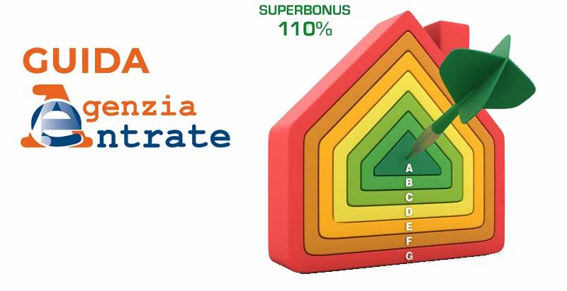 Finalmente disponibile la Guida Completa al Superbonus 110%