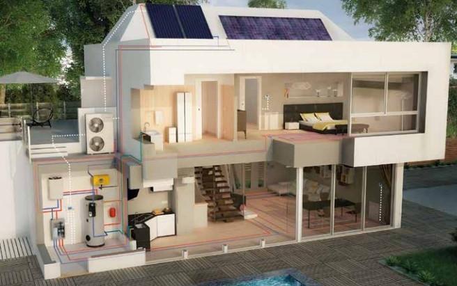 Prezzo del gas: come risparmiare utilizzando impianti a biomassa e Pompe di Calore