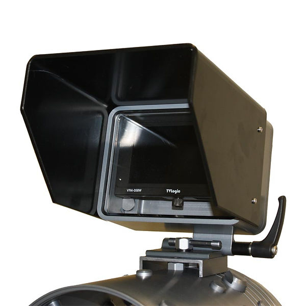 Monitor housing Underwater video, moniteur externe video sous marine