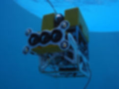 Subspace Pictures ROV 300m ORUS photogrammetry spread