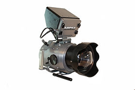 Red Camera Underwater Video Housing