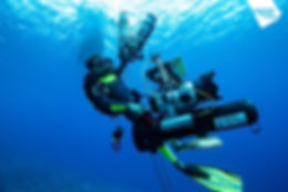 Subspace Underwater video housing, caisson vidéo