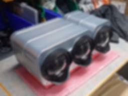 ROV Titanium housing photogrammetry