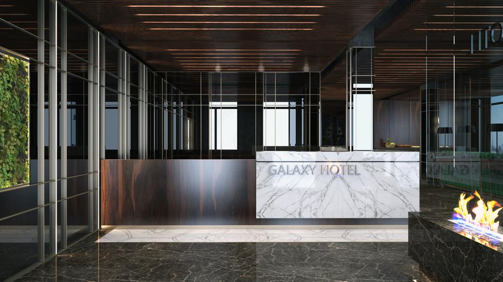Galaksy Hotel