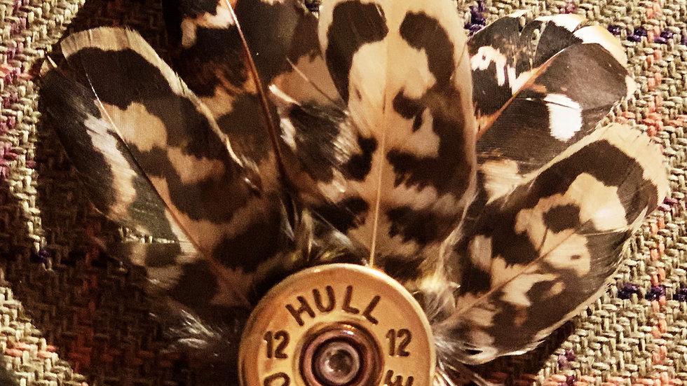 Reeves brown mellow pin