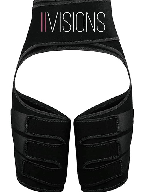 Waist trainer/Butt lifter ( one size fits most)