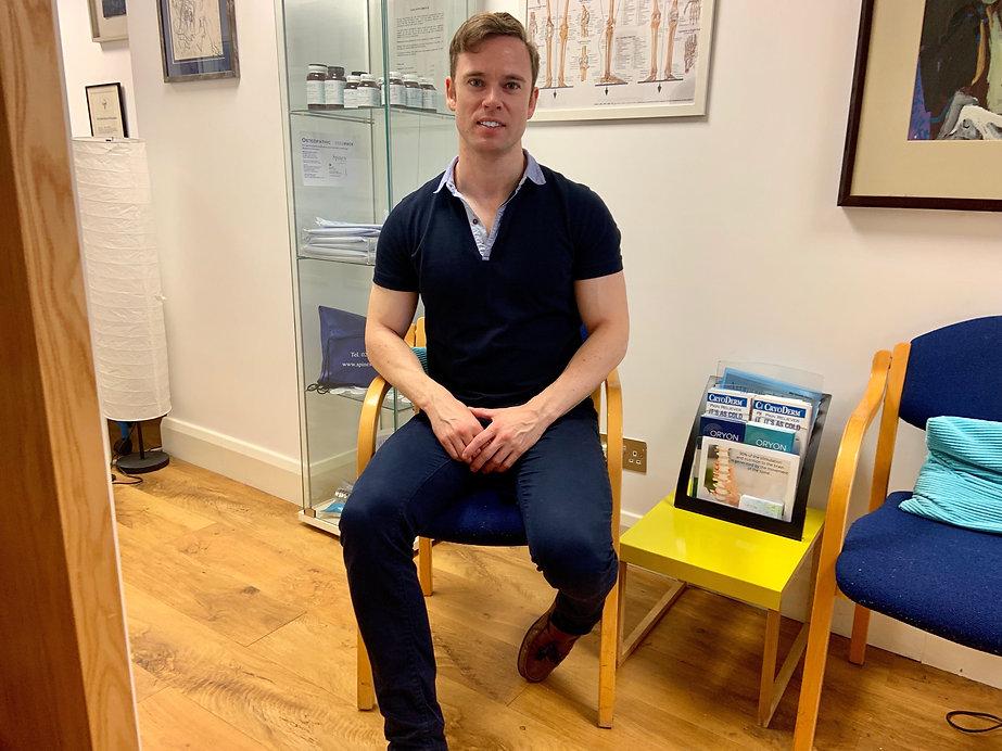 Dr Andrew Garbett Lagos Chiropractic