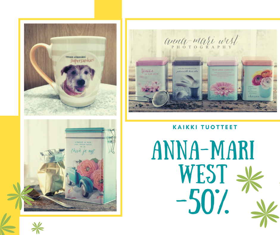 Anna Mari West tarjous1